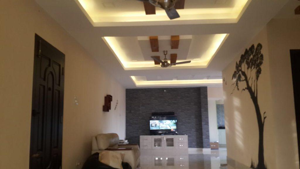 Mr Vinoth Balaji Residence Omr Chennai The Greenleaf Interiors